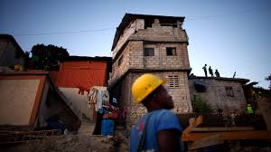 Three Story Homes What Happened To The Aid Meant To Rebuild Haiti Shots Health