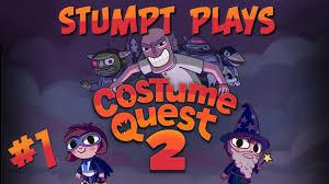 Halloween Escape Unmasked Walkthrough by Stumpt Plays Costume Quest 2 1 Time Travel 1080p