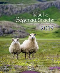 irische segenssprüche irische segenswünsche 2019 multhaupt hermann postkartenkalender