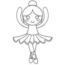 Top 10 Free Printable Beautiful Ballet Coloring Pages Online Ballerina Printable Coloring Pages