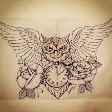 36 best owl sketches for small tattoos images on pinterest owl
