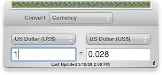 Currency Converter Mac Widget Currency Converter Error Joe S Quest