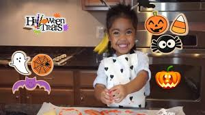 how to make halloween cookies for kids diy halloween treats