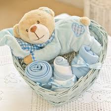 baby baskets heart shaped gift baskets beau baby bundles