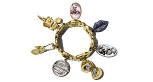 fine charm bracelet images 7 artists collaborated on this charm bracelet national jeweler jpg