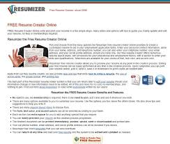 Free Resume Builder No Cost Free Resume Creator Online Resume Template And Professional Resume