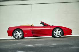 1993 ferrari ferrari 348 spider specs 1993 1994 1995 autoevolution