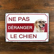 funny dog signs promotion shop for promotional funny dog signs on