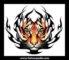 tribal tiger meaning