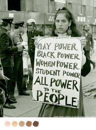Black Power Memes - gay power a black power women student power all people