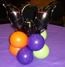 halloween baloons party people event decorating company november 2009