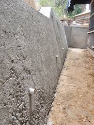 new drilling weep holes in basement walls amazing home design