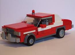 Starsky And Hutch Movie Car Starsky And Hutch A Lego Creation By Andy L Mocpages Com