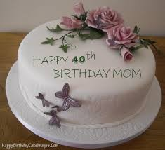 birthday cake for mom with age editor happy birthday cake images