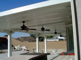wood patio covers here u0027s a wood patio cover painted w