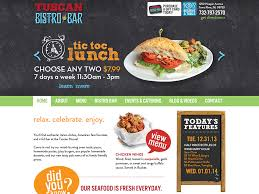 restaurant website design award winning website nj website design