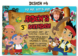 jake neverland pirates birthday party photo