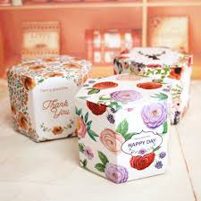 compare prices on hexagon box favor online shopping buy low price