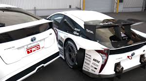 cars toyota 2016 new toyota prius gt300 race car is a badass hybrid autoguide com