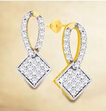 d damas gold earrings d damas jewellery jewellery from gitanjali bandra west mumbai
