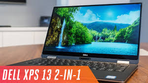 dell xps 13 black friday dell xps 13 2 in 1 first look youtube
