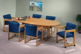Oval Boardroom Table Oval Conference Table With Trestle Base 72