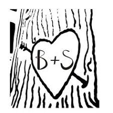 initials carved in tree childhood sweethearts are becoming extinct tree trunks and tattoo