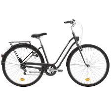 siege velo b elops 500 bike black decathlon