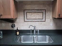 Kitchen Sinks With Backsplash Kitchen Stick On Backsplash Backsplash Ideas For Kitchen