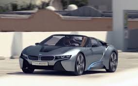 Bmw I8 Concept - feature flick bmw i8 concept spyder in motion
