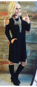 casual for casual for fall dress black privityboutique