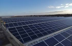 bentley crewe uk u0027s largest rooftop pv installation at bentley