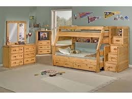 Trendwood Youth Bedroom Bunkhouse  Drawer Underdresser High - Trendwood bunk beds