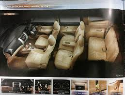 Interior All New Grand Livina Nissan Indomobil Design Exterior Dan Interior All New Nissan