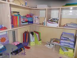 bien ranger bureau may in pink beauté et mode