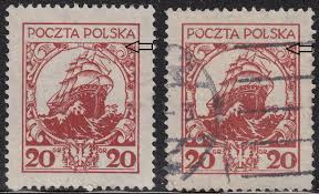 varieties on polish postage stamps 1918 1939 world stamps project