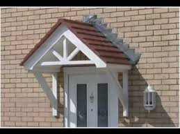 Wooden Awning Kits Door Canopies Delivered To Home Owners Roofers U0026 Builders In The