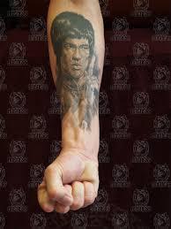 bruce lee tattoo by darko groenhagen darko u0027s oneness