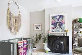 Wall Scenes by Creative Ideas For Your Nursery Accent Wall