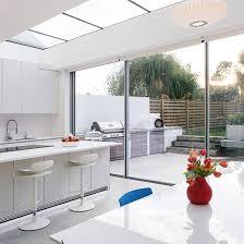 ideas for kitchen extensions white kitchen extensions interior design