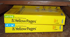 Image result for internet yellow pages