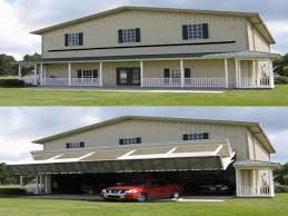 Big Garage Plans Garage Small House Plans With One Car Garage Small House Big