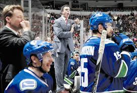 assistant coach mike sullivan centre will take over as canucks