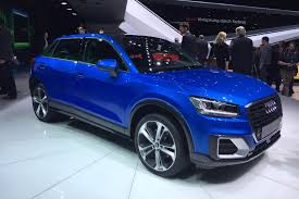 lexus cars for sale in aberdeen audi q2 in pictures new suv lands at geneva show by car magazine