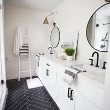 Mid Century Modern Bathroom Black And White Midcentury Modern Photos Hgtv