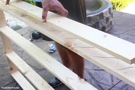 Build A Patio Table How To Build A Patio Dining Table How To Nest For Less