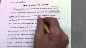 sample five paragraph persuasive essay 6 paragraph timed argumentative essay part 5 3rd body 6 paragraph timed argumentative essay part 5 3rd body paragraph youtube