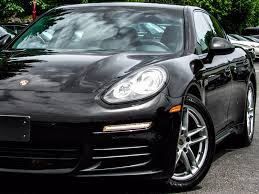 gray porsche panamera 2015 used porsche panamera 4dr hatchback 4 at alm gwinnett serving