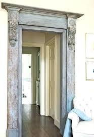 Repair Interior Door Frame Bedroom Door Frame Door Frame Molding Door Frame Decoration