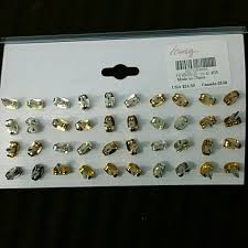 icings earrings 84 icing jewelry icing earrings 20 pair studs bows